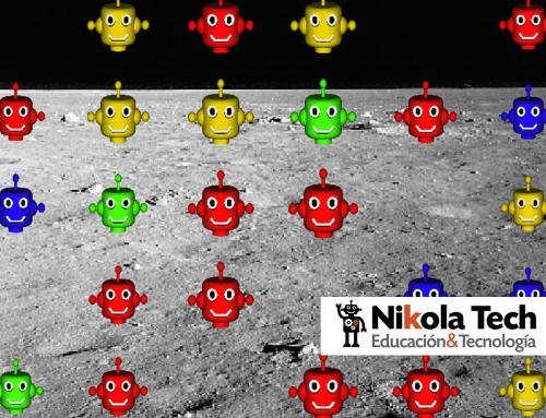 Nikola Blast: Juego para empezar el curso.